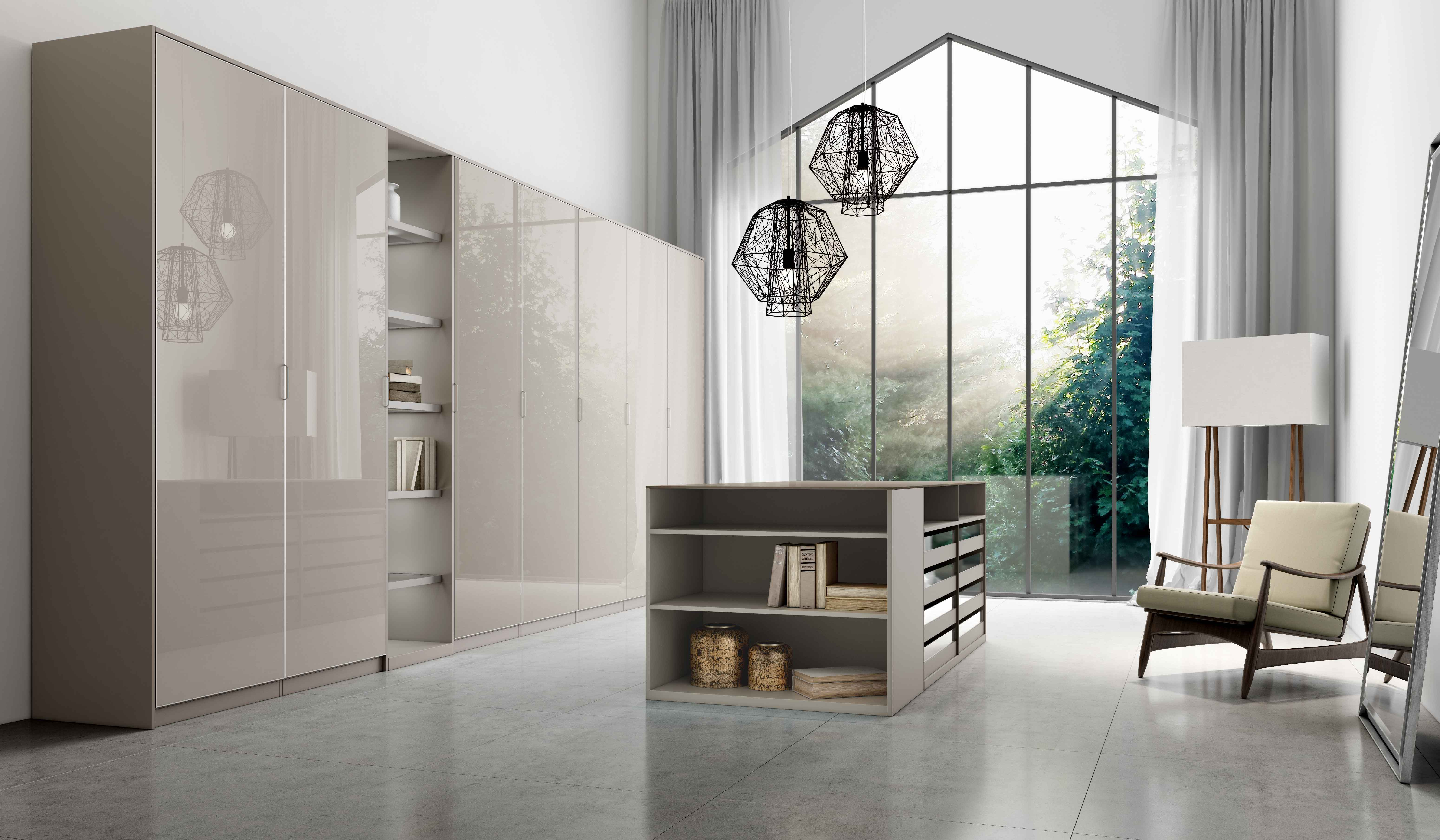 Contemporary Closet | Italian Style | Dell Anno
