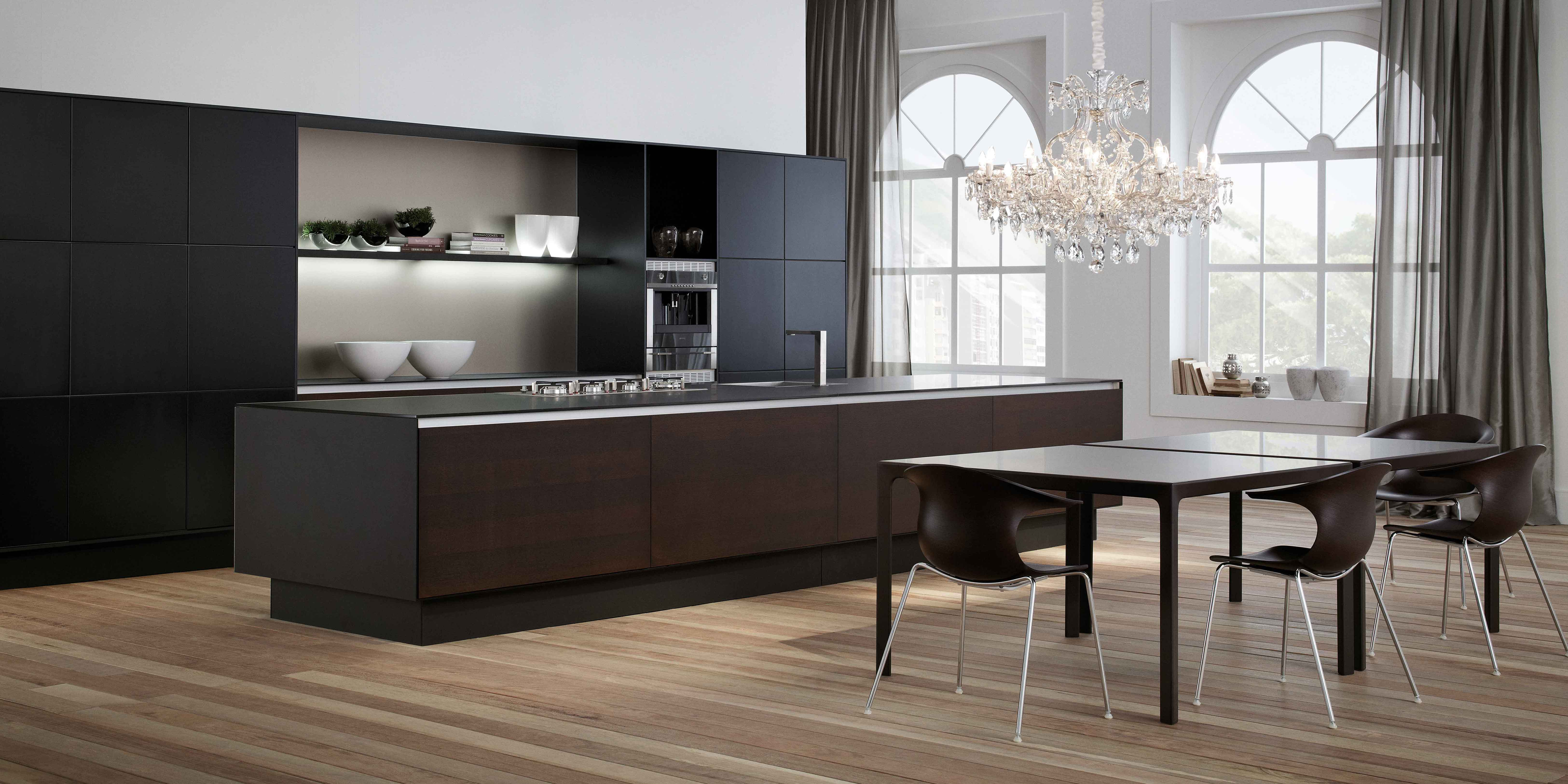Dell Anno Kitchen is a Perfect Blend Of Modern And Impeccable Quality Kitchens. Tailor-Made Kitchens For Homes With Highly Architectonical.