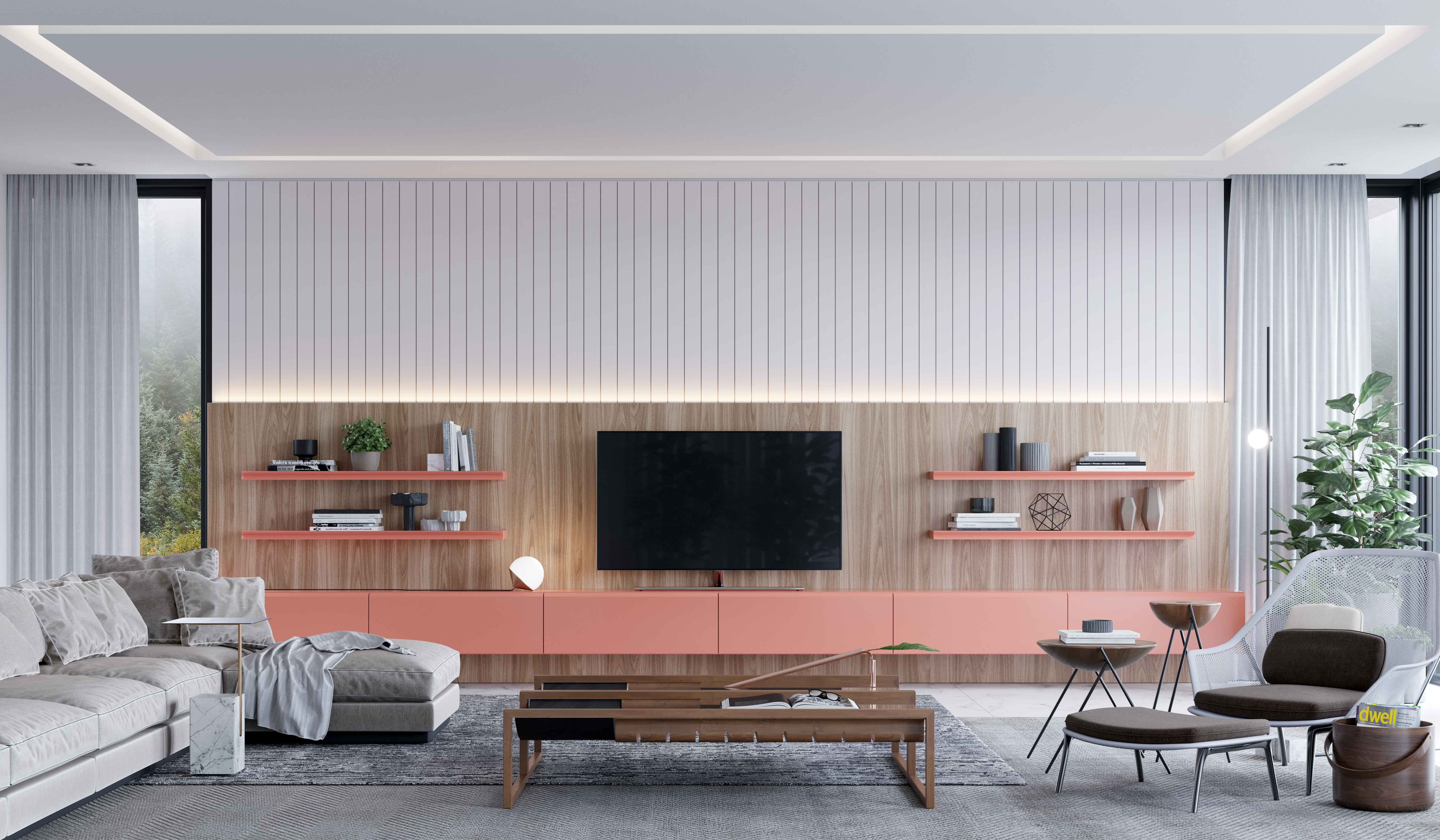 Living Rooms| Modern Style | Dell Anno